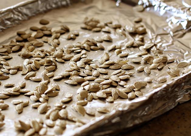 Kitchen101 Pumpkinseeds Tosswithbutter