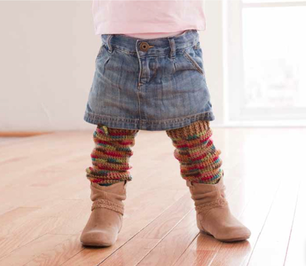 Free Printable Crochet Patterns For Leg Warmers : Book Review & Project: Cozy Crawlers Leg Warmers from ...