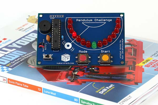 Pendulum Challange Kit