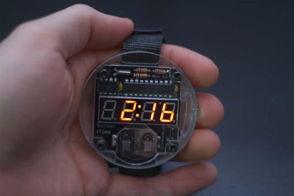 Solder:Time