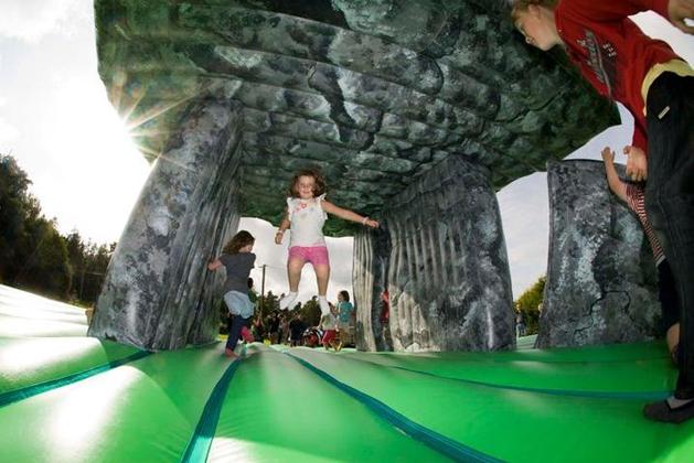 bouncy dolmen with kids.JPG