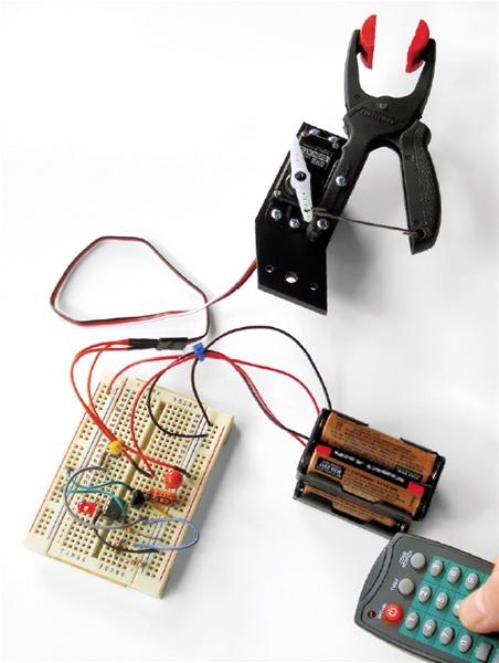 Telerobotic Gripper Kit