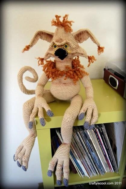 Amazing Crochet Salacious Crumb | Make: