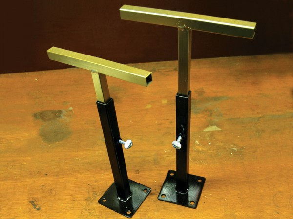 Mister Jalopy's Welded Stands