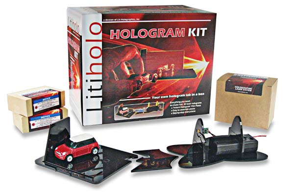 Litiholo's Hologram Kit