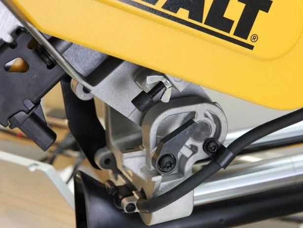 Tool Review Dewalt Dws780 Sliding Miter Saw Make