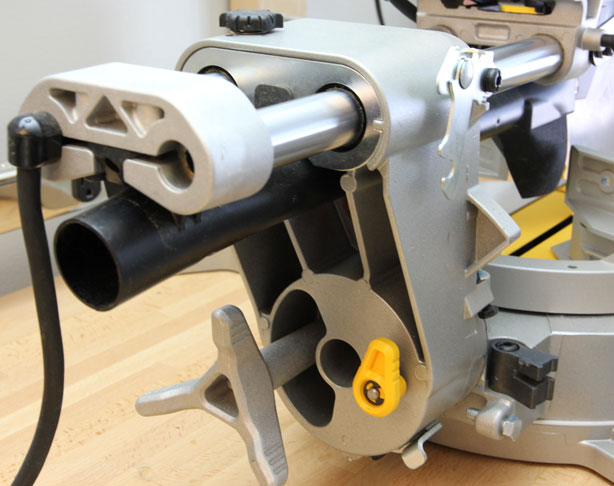 Tool Review Dewalt Dws780 Sliding Miter Saw Make