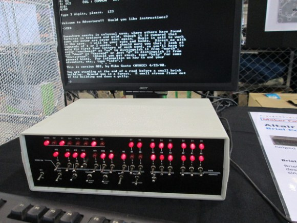 Briel Computers' Altair 8800micro