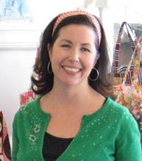Author Nicole Vasbinder