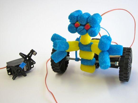 Dynamo Rover