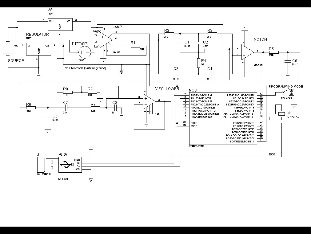 for this and other electronics steps refer to the when working with