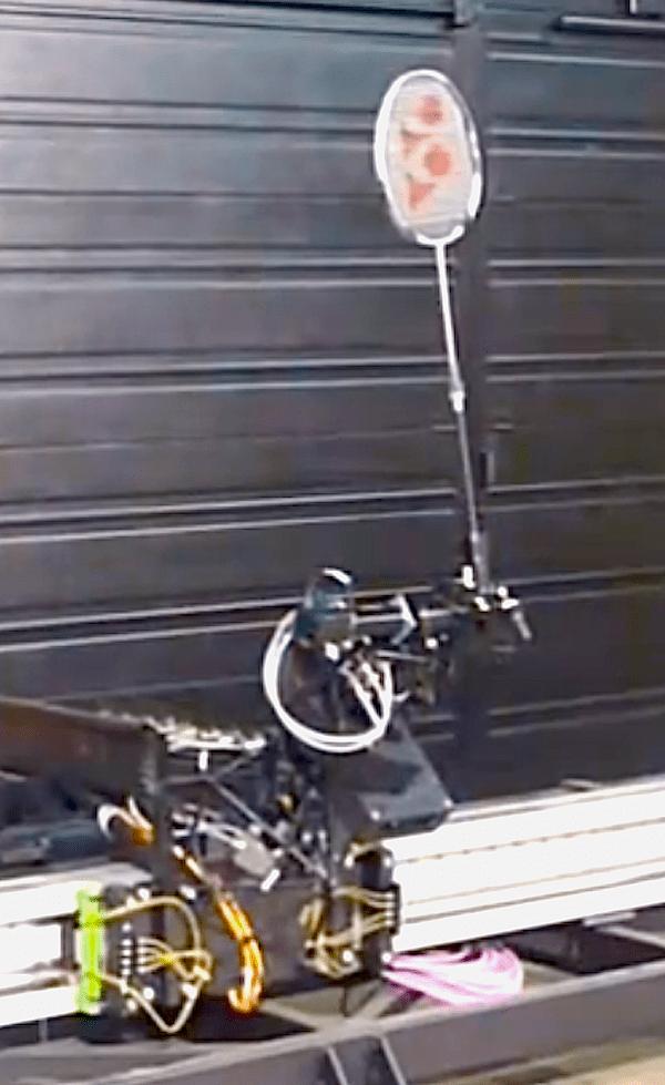 badminton-robot