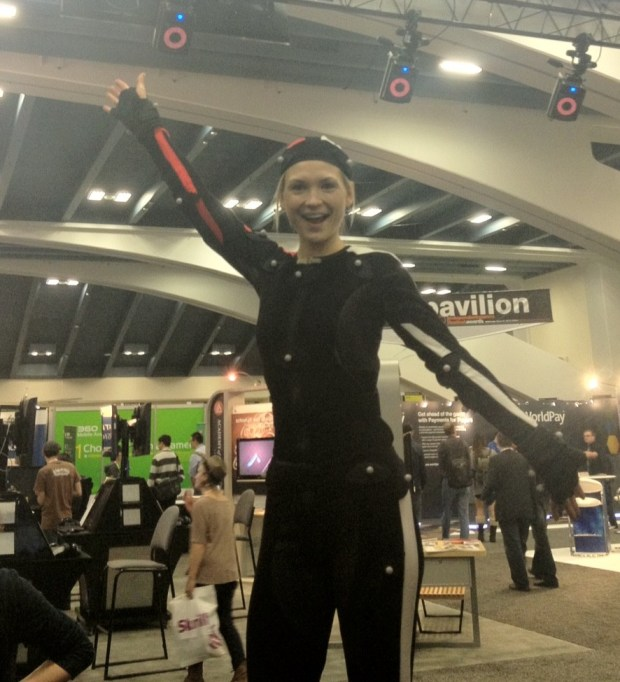 Tacking a cue from motion capture tech, House of Moves offers real-time body tracking... for a price.