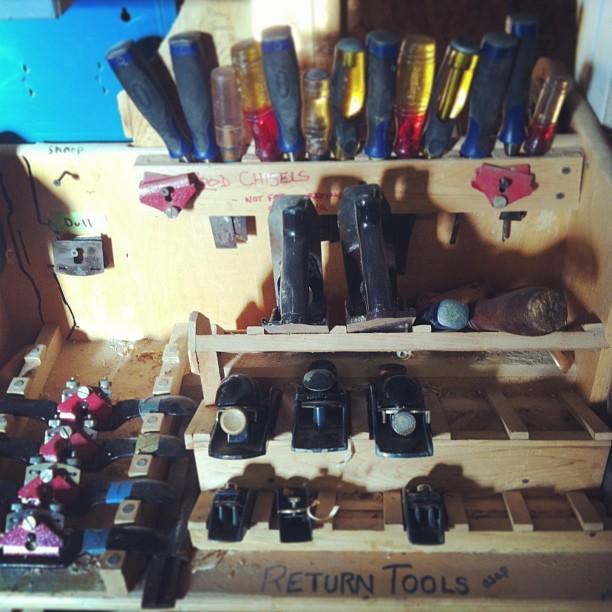 grain tools