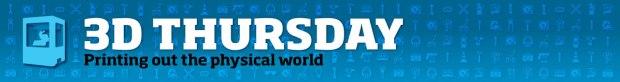 3D Thursday Banner