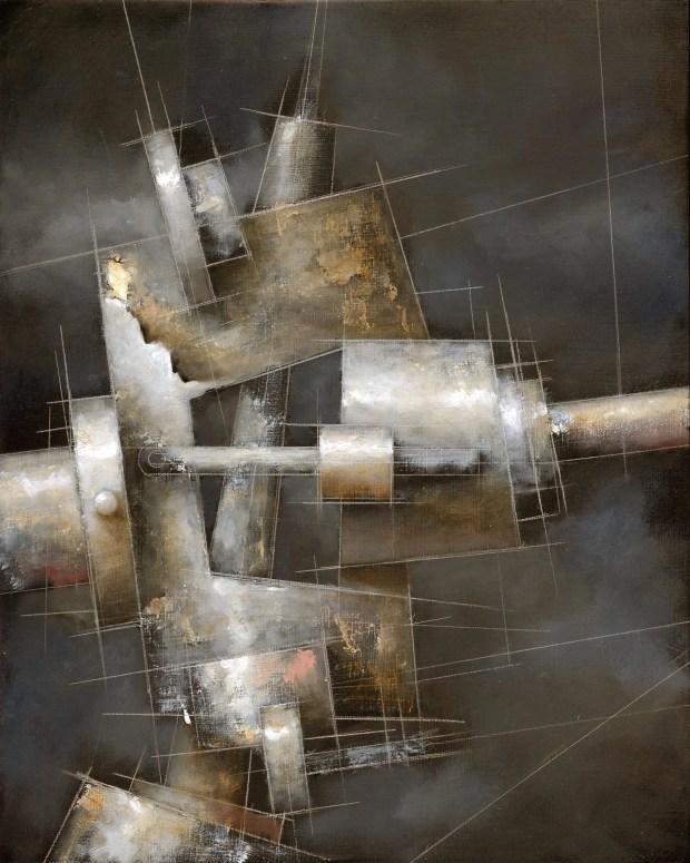 12.018 (10x8 - Oil on Panel)