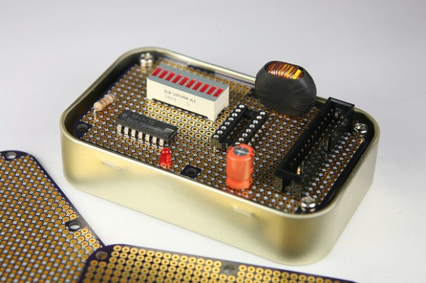 Altoids Protoboard Project