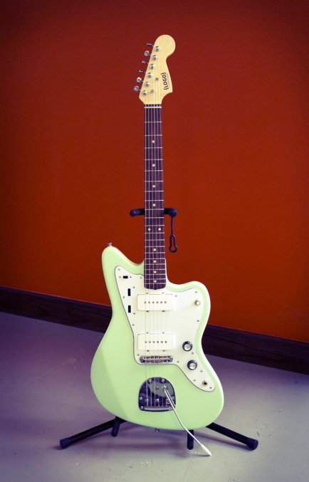 how to make an electric guitar from scratch