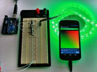 Android-Arduino LED Strip Lights | Make: