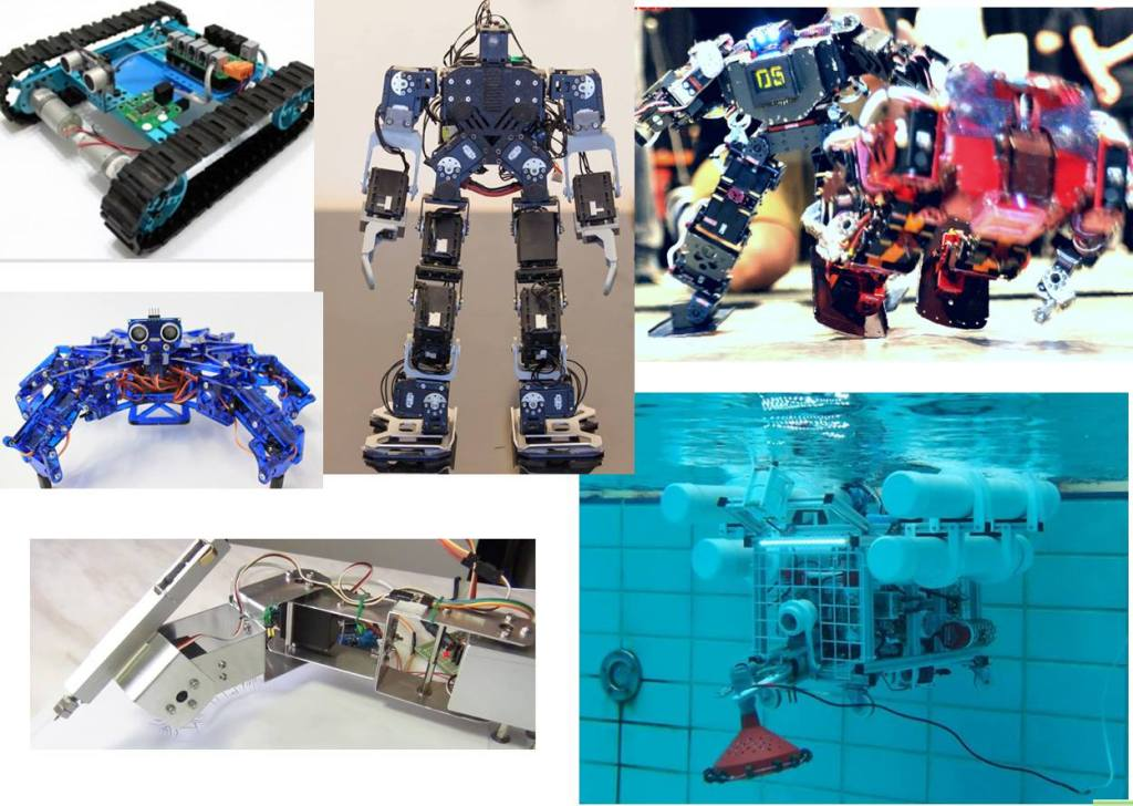 HKMMF robots