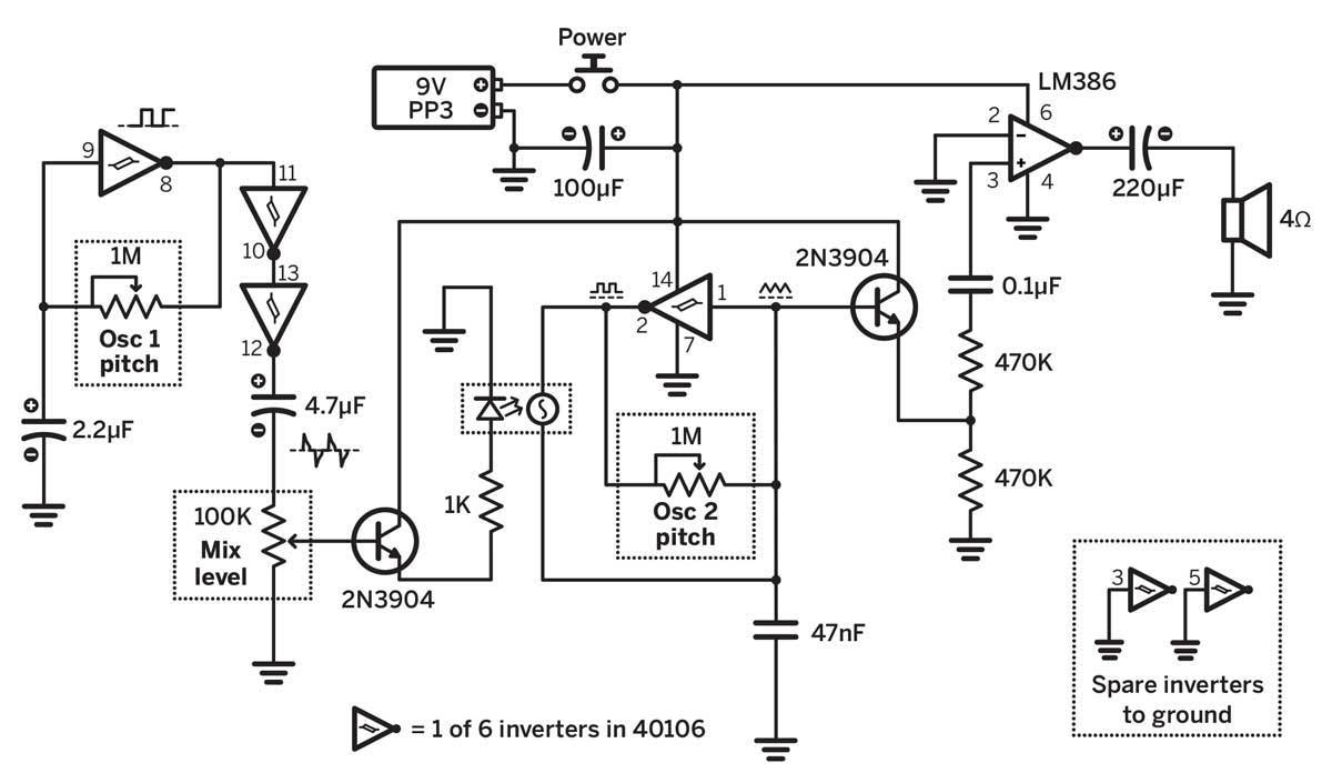 snap circuit kit