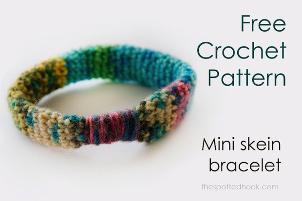 thespottedhook_crocheted_mini_skein_bracelet