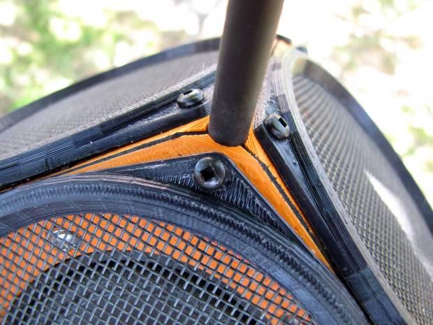 SIP06-dodecahedron-speaker detail