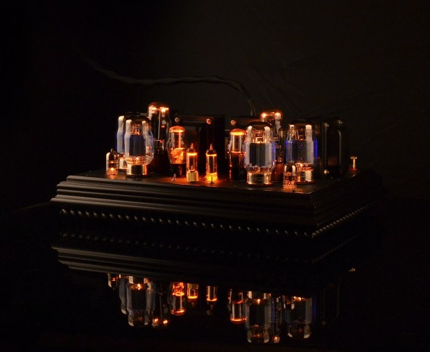 Zen Torii MKIV tube amplifier