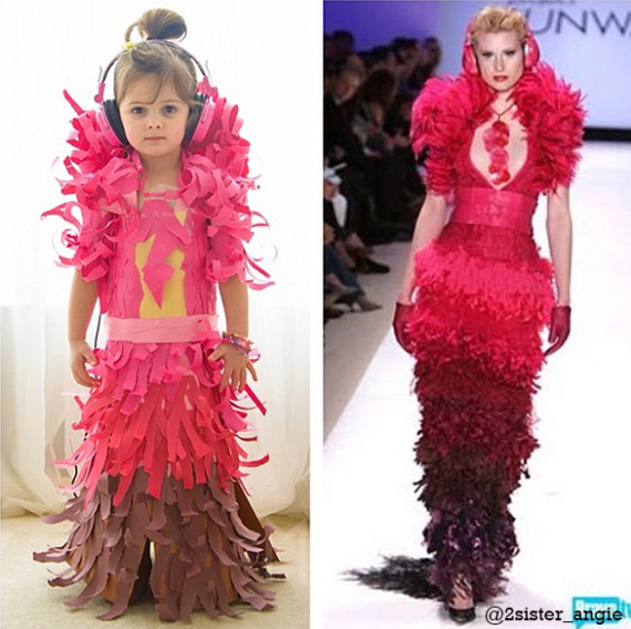4-year-old-paper-dresses-4