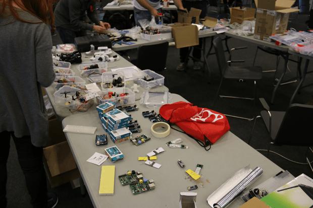 Hackathon materials