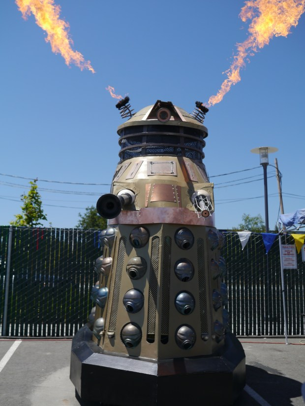 ...And this could be why. Exterminate indeed!