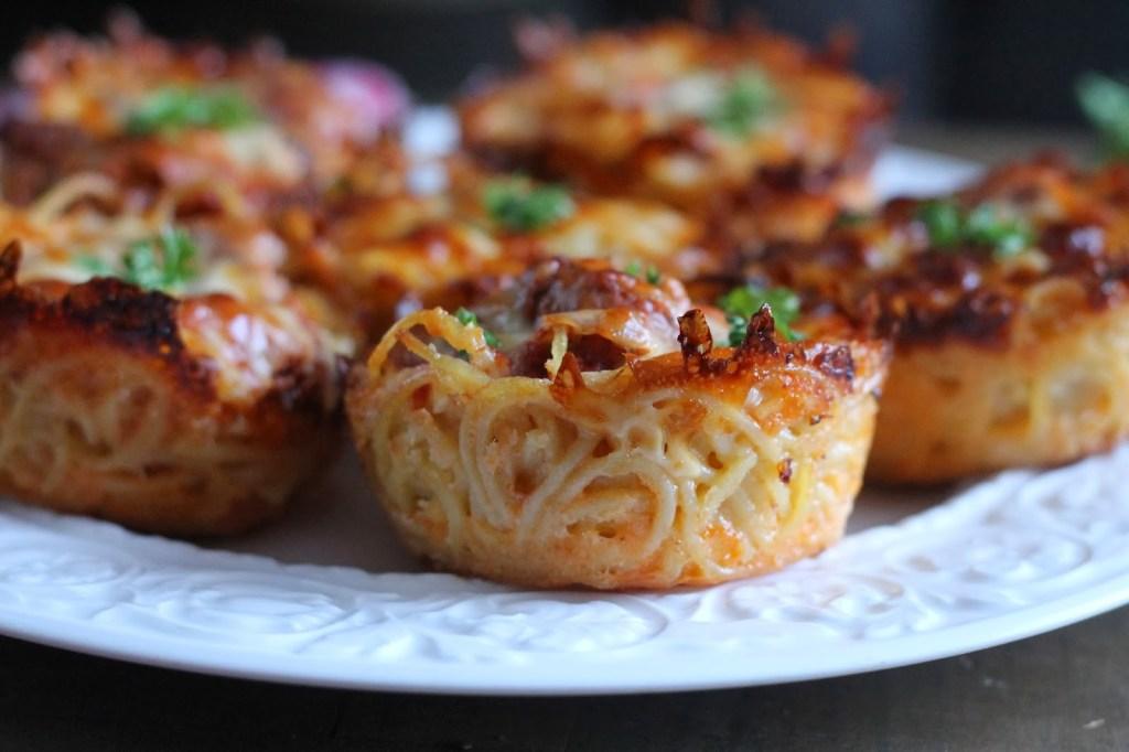 spaghetti-pie-muffins-1