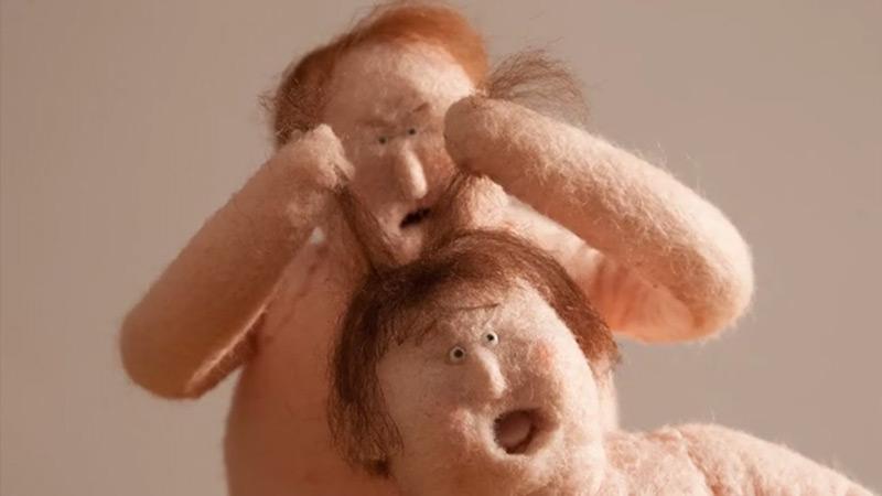 wool-puppet-wrestlers-1