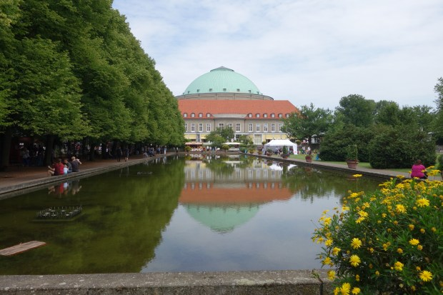The location for Maker Faire Hannover in Germany