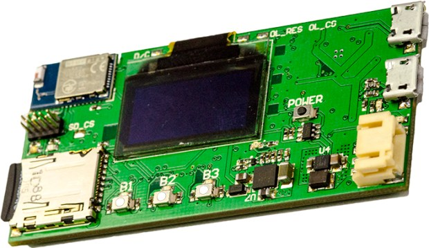 PCB V2.0 Front Small
