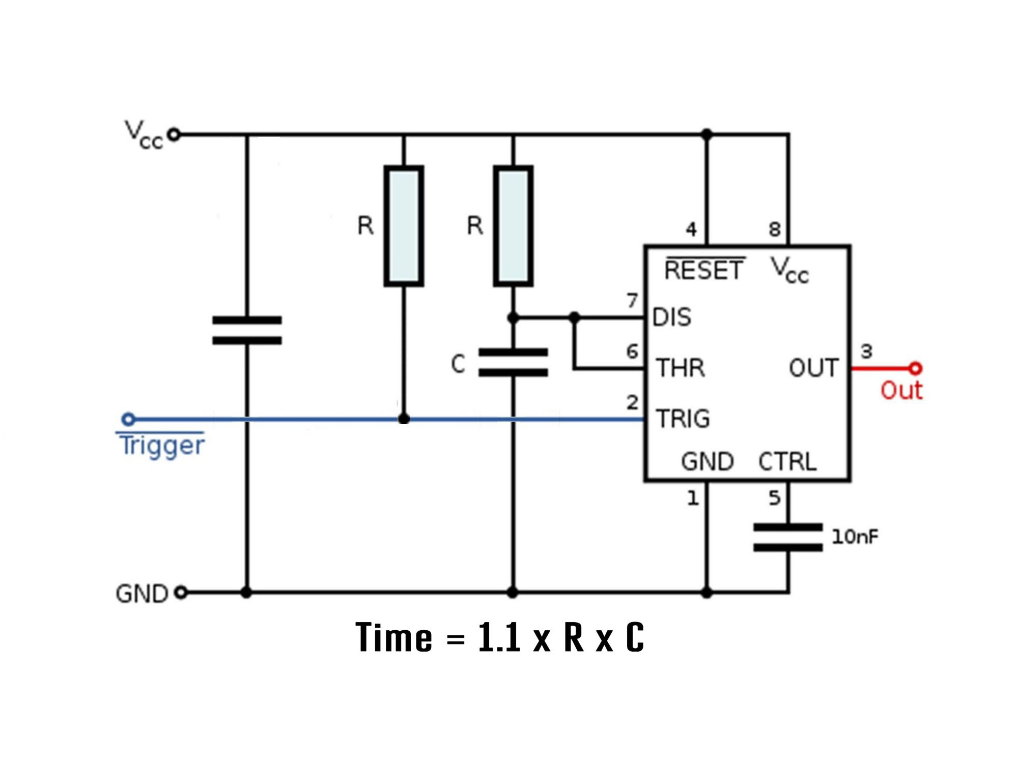 re photo diode with basic circuit