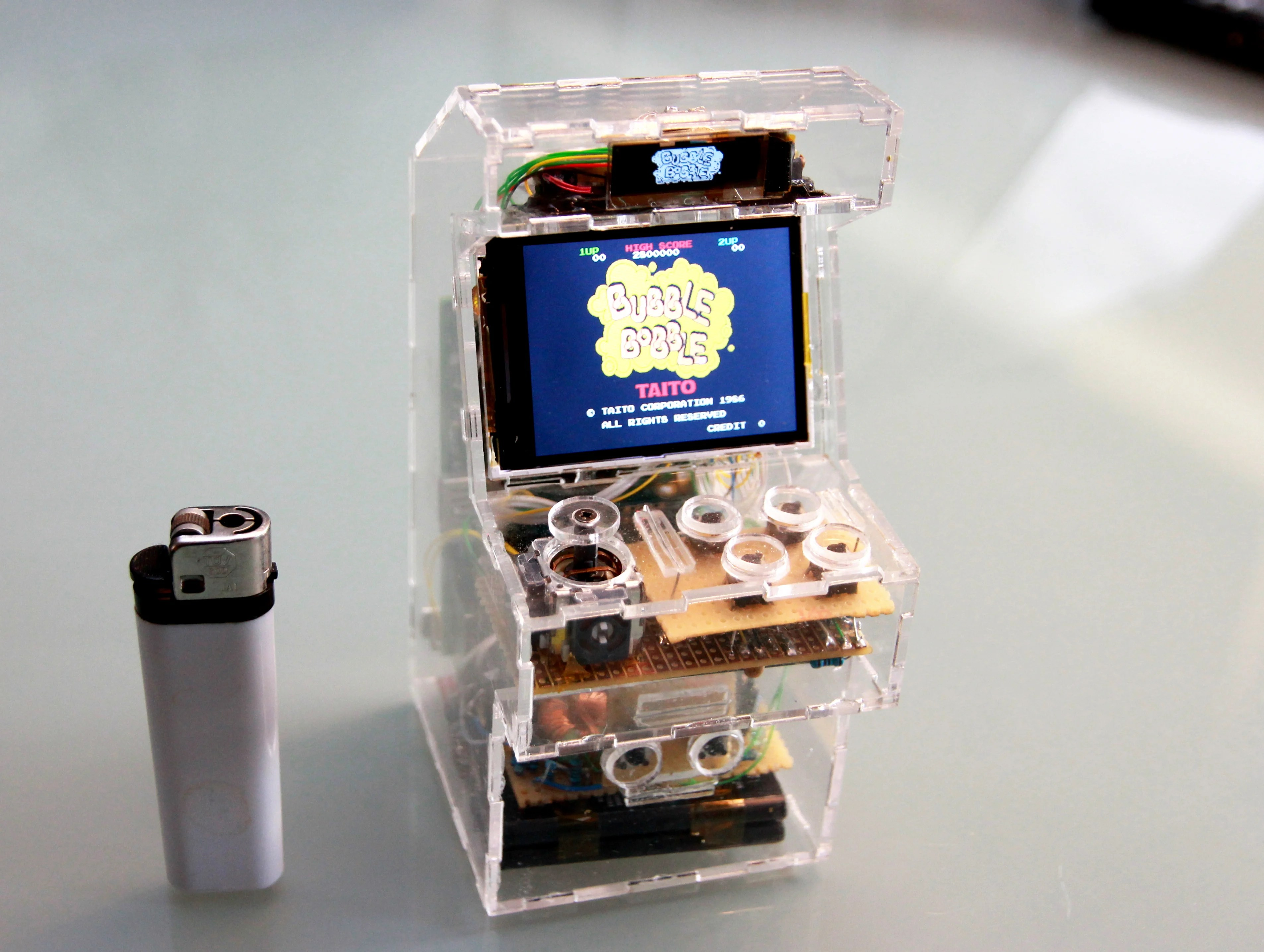 Cool Machines To Build 10 Diy Arcade Projects That You 39ll Want To Make Make