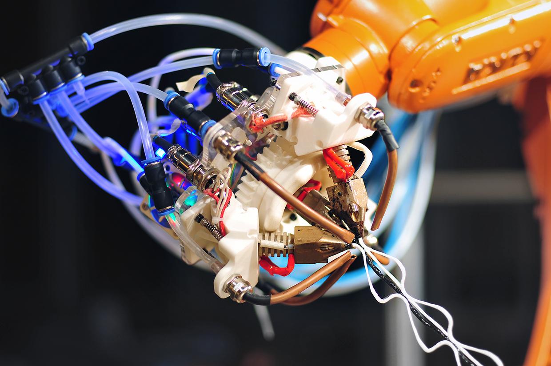 6 Axis Robot Arm 3d Printer Runs On Arduino Slings