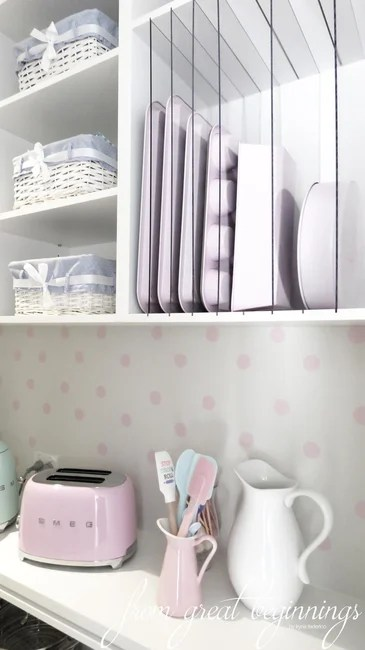 Shelving Adelaide This Adelaide Woman Has The Pantry Of Our Pastel Coloured Dreams
