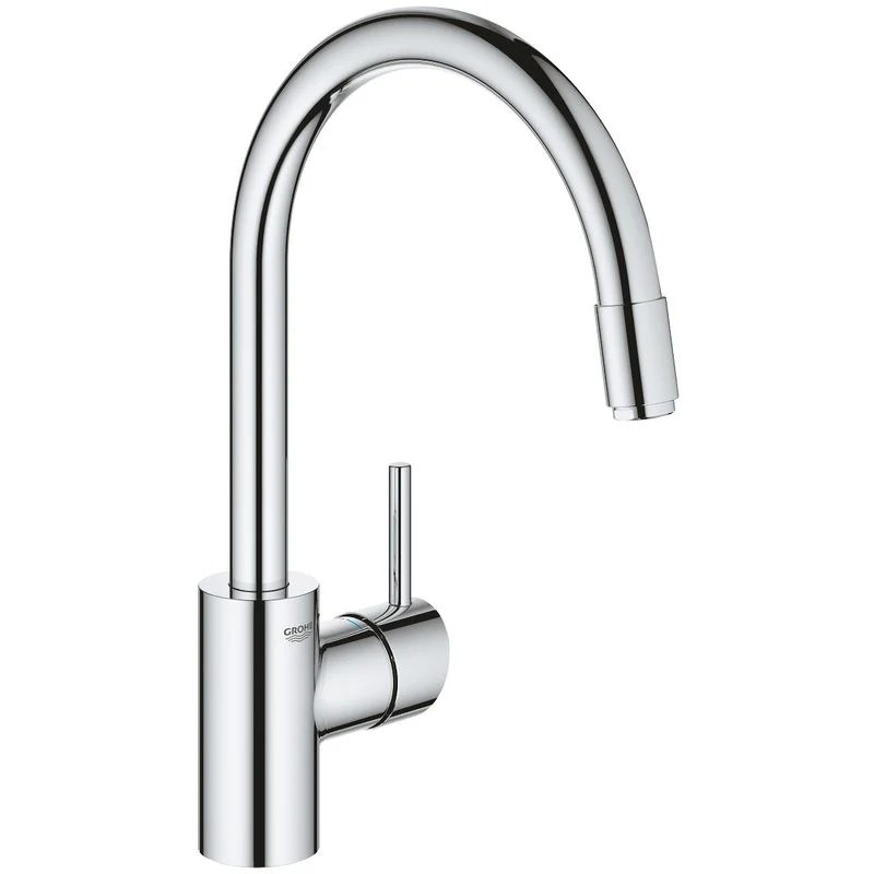 Mitigeur Grohe Evier Mitigeur évier Mousseur Extractible Grohe Concetto 32663003