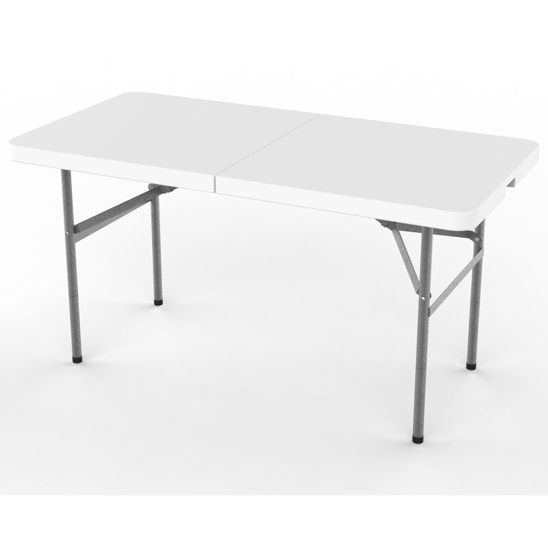 Table Pliante En Plastique Table En Plastique Pliante