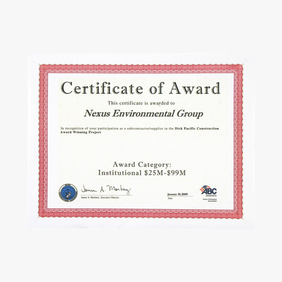 Printable Certificate Paper - Create Personalized Awards MARCO Promos