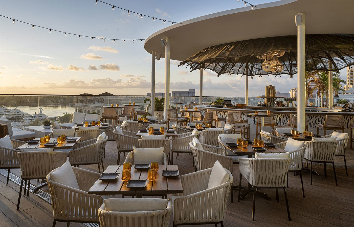 Rooftop Experience Luxury West Palm Beach Hotel The Ben