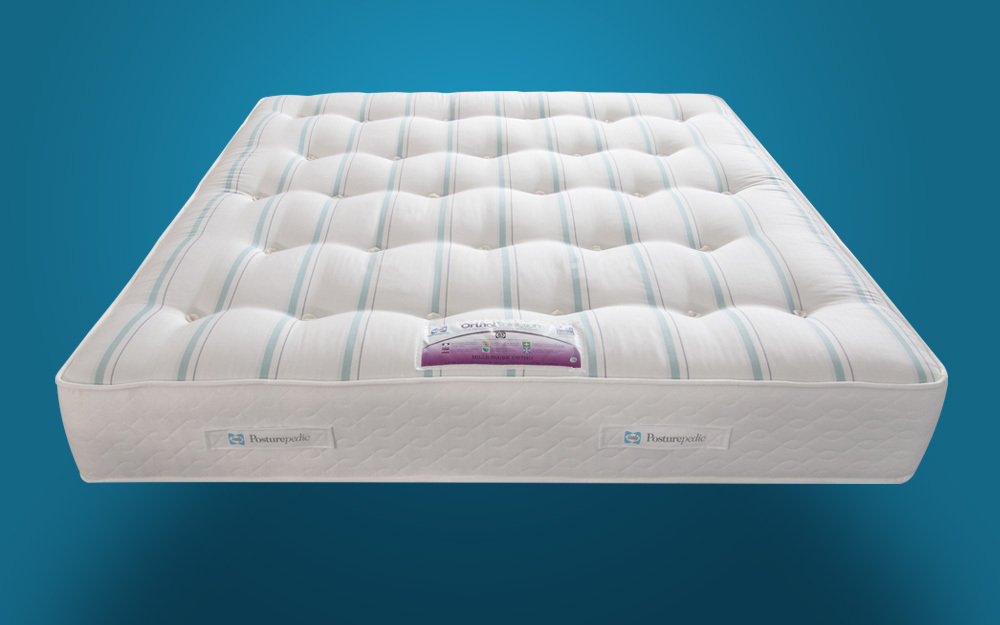 Divan Beds Sealy Posturepedic Pearl Ortho Divan Bed - Mattress Online