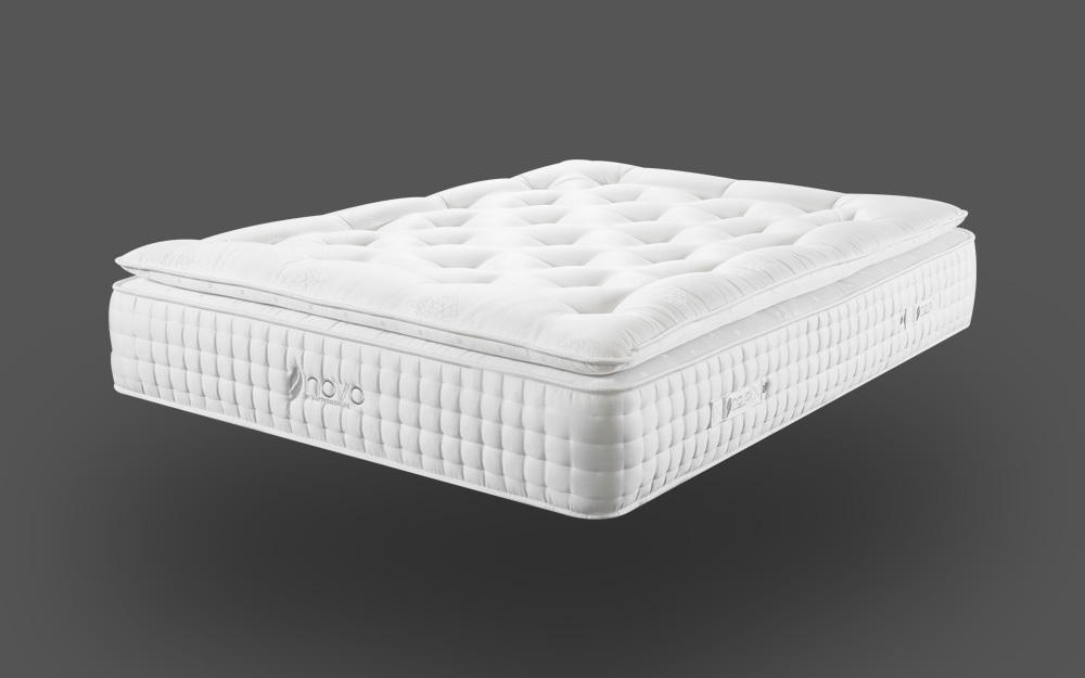 Novo Natural Pocket 3000 Pillow Top Mattress
