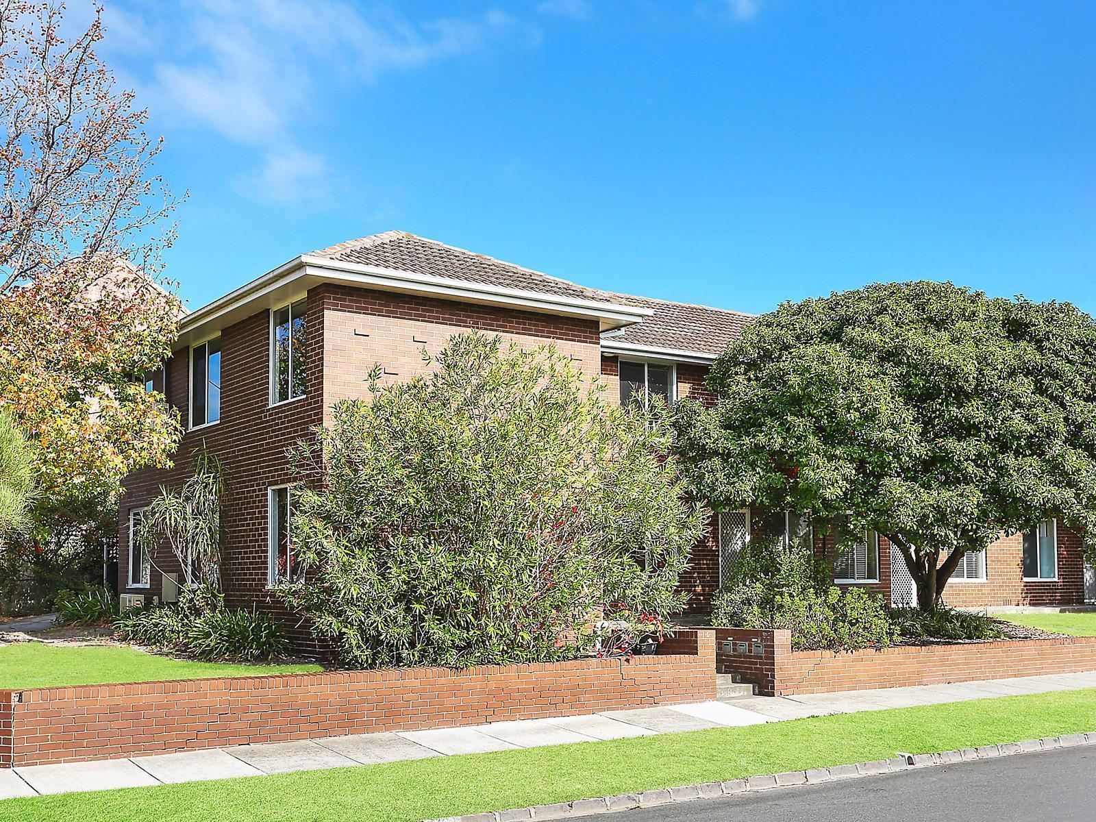 2 Bedroom Unit For Rent Melbourne 7 399 Kooyong Road Elsternwick Apartment Sold Mcgrath
