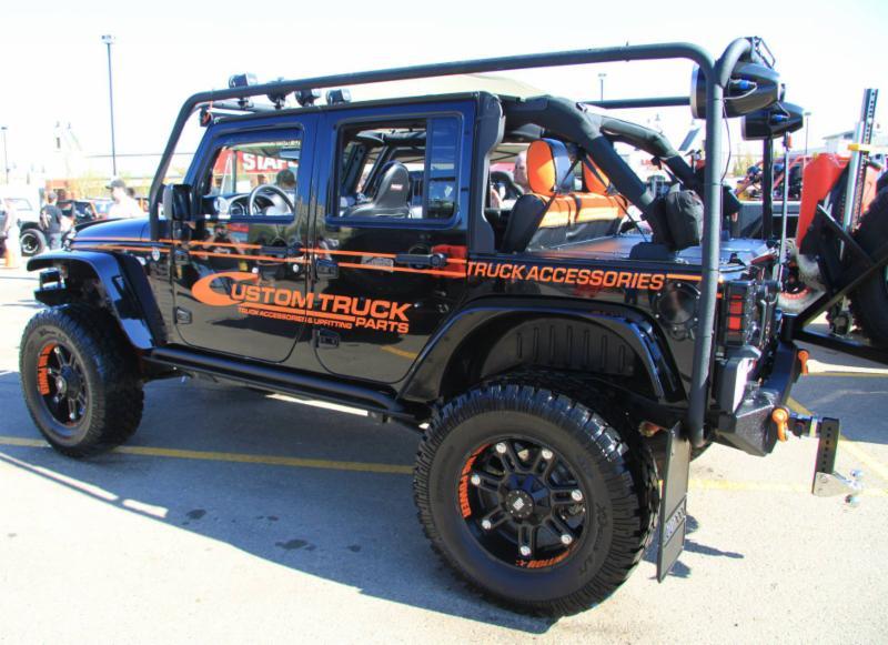 Calgary Truck Accessories P Os