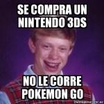 Brian Se Pra Un Nintendo Ds No Le Corre Pokemon Go