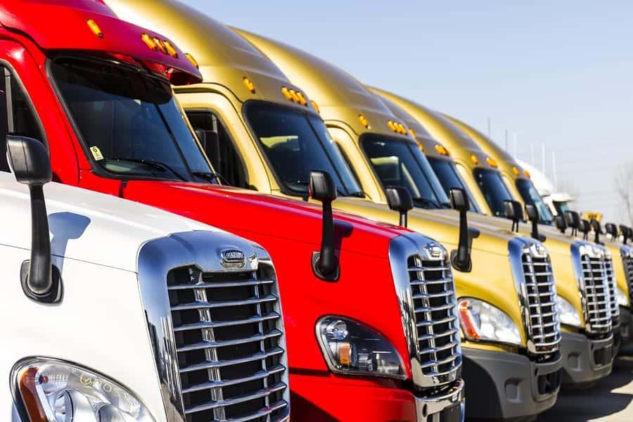 The Best Business Loans For Trucking Companies Merchant Maverick