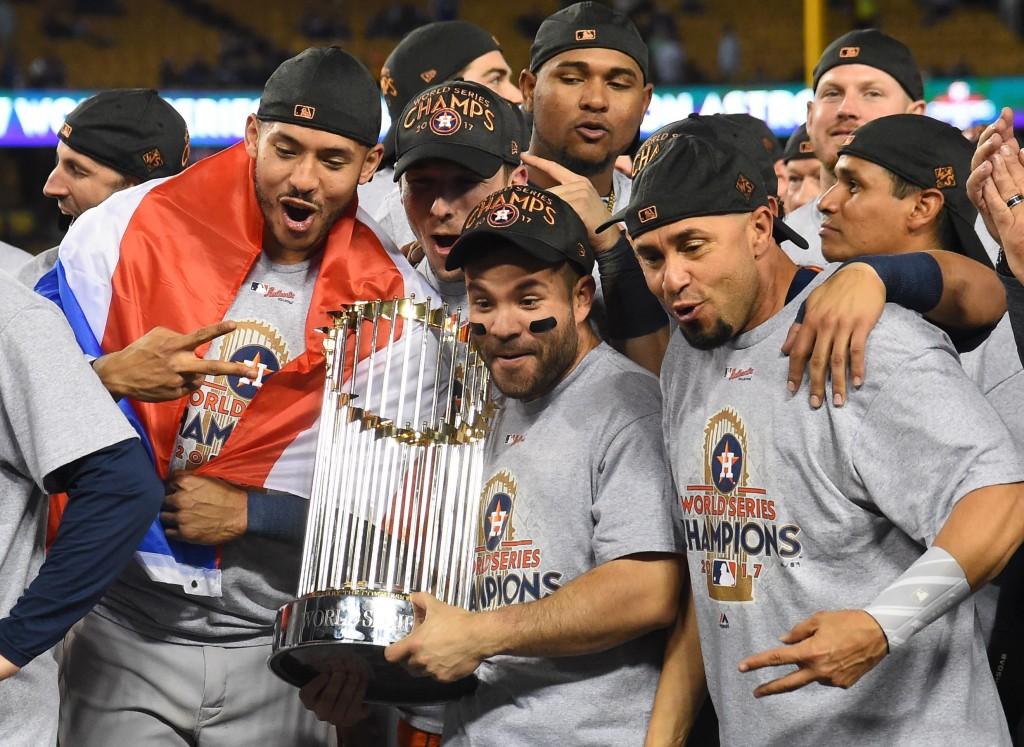 Offseason Outlook Houston Astros - MLB Trade Rumors